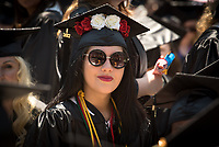 Bergen Community College held its 2017 Commencement at MetLife Stadium in East Rutherford on Thursday, May 18th./ Russ DeSantis Photography and Video, LLC
