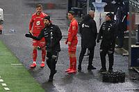 Fotball , 02. desember 2020 , Eliteserien , Viking Stavanger - Brann Bergen.<br />Eirik Horneland fra Brann<br />Foto: Andrew Halseid Budd , Digitalsport
