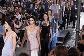 Kendall Jenner Parade Paris Fashion week