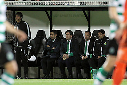 April 30, 2018 - Na - Portimão, 04/28/2017 - Portimonense received this evening the Sporting CP in game to count for the 32nd day of the 1st Liga 2017/2018, in the Municipal Stadium of Portimão. Bruno Carvalho; (Credit Image: © Atlantico Press via ZUMA Wire)