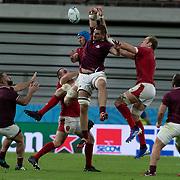 20190923 Rugby, RWC 2019 : Galles vs Georgia