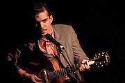 Justin Townes Earle at Maxwell's, Hoboken, NJ 5/1/2009.