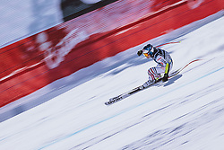 15.02.2021, Cortina, ITA, FIS Weltmeisterschaften Ski Alpin, Alpine Kombination, Herren, Super G, im Bild Alexis Pinturault (FRA) // Alexis Pinturault of France in action during the Super G competition for the men's alpine combined of FIS Alpine Ski World Championships 2021 in Cortina, Italy on 2021/02/15. EXPA Pictures © 2021, PhotoCredit: EXPA/ Johann Groder