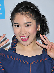 Cyrene Q arrives at We Day California 2017 held at The Forum in Inglewood, CA on Thursday, April 27, 2017. (Photo By Sthanlee B. Mirador) *** Please Use Credit from Credit Field ***