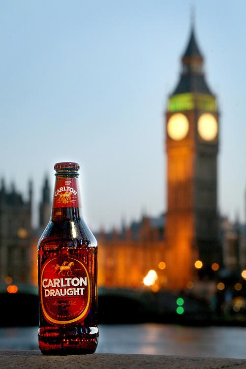 Carlton Draught promotion, London
