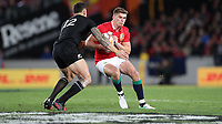 Rugby Union - 2017 British & Irish Lions Tour of New Zealand - First Test: New Zealand vs. British & Irish Lions<br /> <br /> Owen Farrell of The British and Irish Lions and Sonny Bill Williams of The All Blacks at Eden Park, Auckland.<br /> <br /> COLORSPORT/LYNNE CAMERON