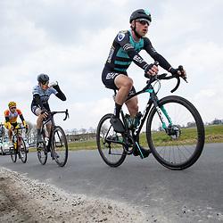 07-03-2020: Wielrennen: Ronde van Groningen: Usquert <br />Marten Kooistra