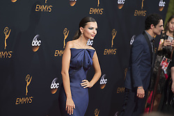 September 18, 2016 - Los Angeles, California, U.S. - EMILY RATAJKOWSKI arrives for the 68th Annual Primetime Emmy Awards, held at the Nokia Theatre. (Credit Image: © Kevin Sullivan via ZUMA Wire)