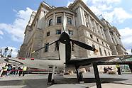 Vickers Supermarine Spitfire Mk.1A, Churchill War Rooms Whitehall