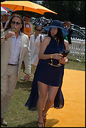 AMY MOLYNEAUX, 2004 Veuve Clicquot Gold Cup Final at Cowdray Park Polo Club, Midhurst. 20 July 2014