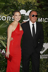 October 17, 2017 - New York City, New York, USA - 10/16/17.Kate Hudson and Michael Kors at The 11th Annual God''s Love We Deliver Golden Heart Awards in New York City. (Credit Image: © Starmax/Newscom via ZUMA Press)