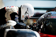 June 13-18, 2017. 24 hours of Le Mans. Toyota mechanic