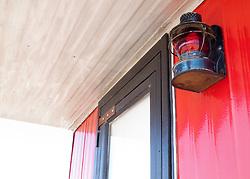 #51<br /> <br /> caboose marker light (color)
