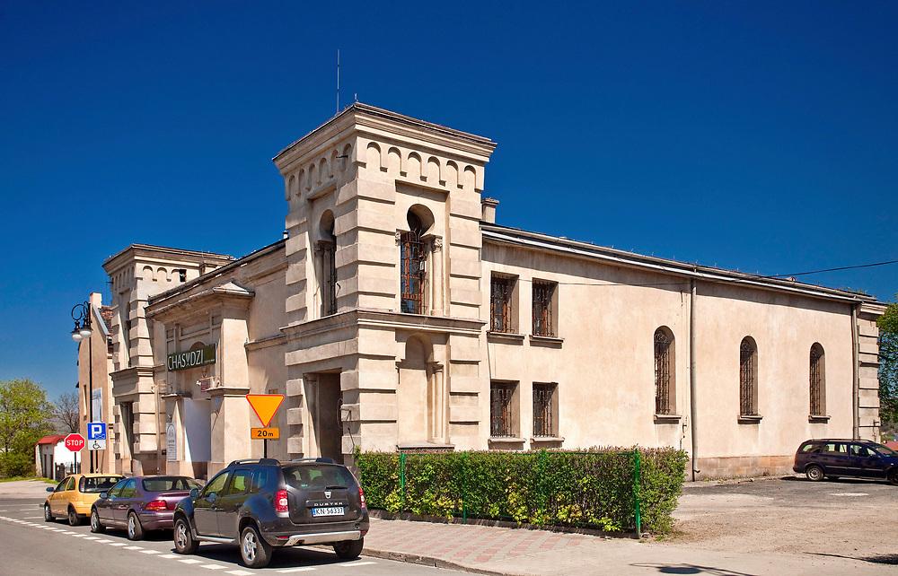Synagoga w Nowym Sączu, zwana również Grodzką, Polska<br /> Synagogue in Nowy Sącz, also known as Grodzka, Poland