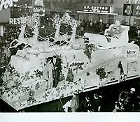 1968 Santa Clause Lane Parade
