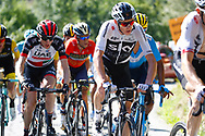 Christopher Froome (GBR - Team Sky), Daniel Martin (IRL - UAE Team Emirates) during the 105th Tour de France 2018, Stage 11, Alberville - La Rosiere Espace Bernardo (108,5 km) on July 18th, 2018 - Photo Luca Bettini / BettiniPhoto / ProSportsImages / DPPI
