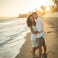 Kathryn Sagaz and Jason Headley Engagement Photos