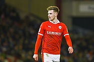 Liam Lindsay of Barnsley (6) in action during the EFL Sky Bet League 1 match between Barnsley and Sunderland at Oakwell, Barnsley, England on 12 March 2019.
