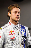 MOTORSPORT - WORLD RALLY CAR CHAMPIONSHIP 2014 - MONTE CARLO RALLY  - MONACO / GAP / MONACO 16 TO 19/01/2014 - PHOTO: ALEXANDRE GUILLAUMOT / DPPI<br /> MIKKELSEN ANDREAS (NOR) - VOLKSWAGEN MOTORSPORT II (DEU) / VOLKSWAGEN POLO R - AMBIANCE - PORTRAIT