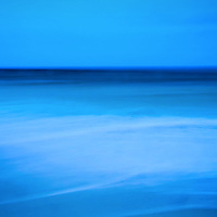Mar de Azules. 120 x 100 cm. Papel algodón. Limited edition Fine Art Photography, pigment ink giclée print, dated and signed