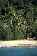 Lawai Bay, Kauai, Hawaii, USA<br />