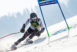 FORD Tommy of USA competes during the Audi FIS Alpine Ski World Cup Men's Giant Slalom 58th Vitranc Cup 2019 on March 9, 2019 in Podkoren, Kranjska Gora, Slovenia. Photo by Matic Ritonja / Sportida