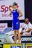 ROSA Martina ITA<br /> 200 Butterfly Women Heats<br /> Day02 26/08/2015 - OCBC Aquatic Center<br /> V FINA World Junior Swimming Championships<br /> Singapore SIN  Aug. 25-30 2015 <br /> Photo A.Masini/Deepbluemedia/Insidefoto