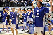 DESCRIZIONE : Desio Eurolega 2011-12 Bennet Cantu Zalgiris Kaunas<br /> GIOCATORE : pregame<br /> CATEGORIA : pregame<br /> SQUADRA : Bennet Cantu Zalgiris Kaunas<br /> EVENTO : Eurolega 2011-2012<br /> GARA : Bennet Cantu Zalgiris Kaunas<br /> DATA : 25/01/2012<br /> SPORT : Pallacanestro <br /> AUTORE : Agenzia Ciamillo-Castoria/C.De Massis<br /> Galleria : Eurolega 2011-2012<br /> Fotonotizia : Desio Eurolega 2011-12 Bennet Cantu Zalgiris Kaunas<br /> Predefinita :