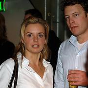 NLD/Amsterdam/20060315 - Uitreiking Edison 2006, Alice Willemsen, platenmaatschappij Jan Smit