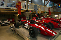 Preview of antique racing cars with Nick Grewal.  Karen Bobotas for the Laconia Daily Sun