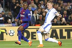 Barcelona v Leganes - 7 APril 2018