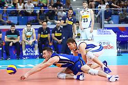 FABIO BALASO (ITALIA)<br /> ITALIA - ARGENTINA<br /> PALLAVOLO VNL VOLLEYBALL NATIONS LEAGUE 2019<br /> MILANO 22-06-2019<br /> FOTO GALBIATI -  RUBIN
