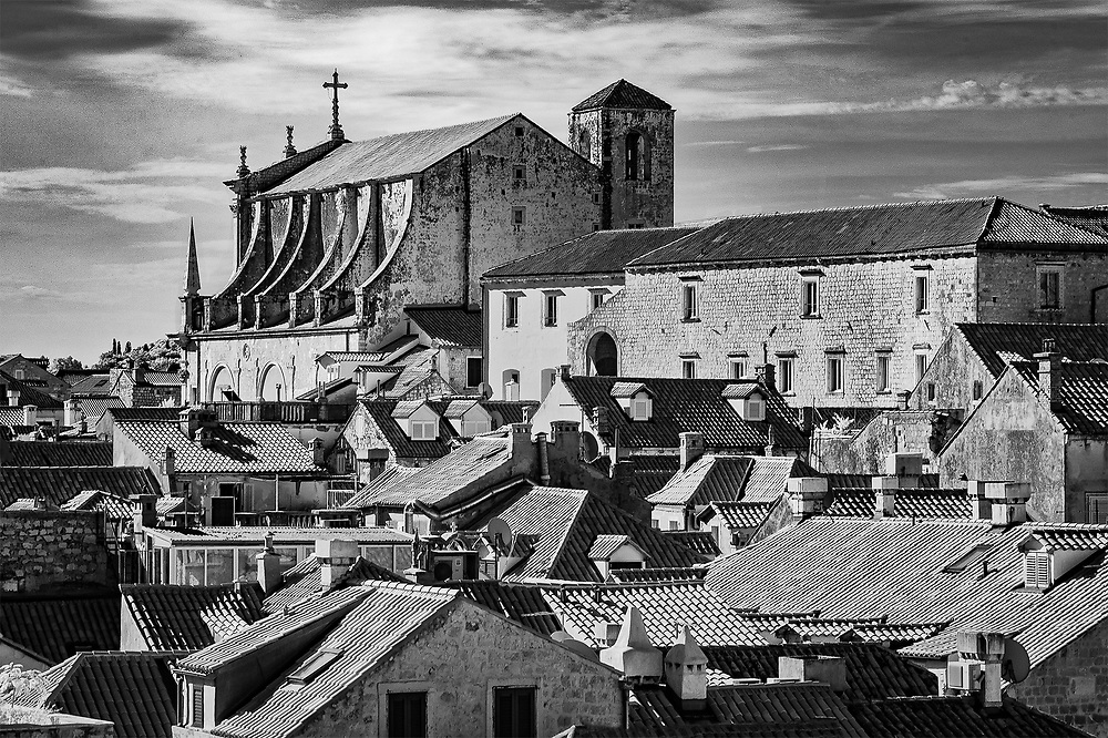 Dubrovnik City View, Croatia
