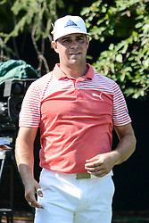 August 10, 2018 - Town And Country, Missouri, U.S - GARY WOODLAND from Topeka Kansas USA during round two of the 100th PGA Championship on Friday, August 10, 2018, held at Bellerive Country Club in Town and Country, MO (Photo credit Richard Ulreich / ZUMA Press) (Credit Image: © Richard Ulreich via ZUMA Wire)
