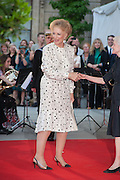 PRINCESS MICHAEL OF KENT, Celebration of the Arts. Royal Academy. Piccadilly. London. 23 May 2012.