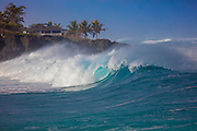 Wave, Waimea, North Shore, Oahu, Hawaii