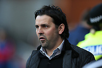 Football - Scottish Cup - Rangers vs Alloa<br /> <br /> <br /> <br /> Alloa Athletic manager Paul Hartley looks on during the Rangers vs Alloa Scottish Cup Third Round match at Ibrox Stadium, Glasgow<br /> <br /> <br /> Ian MacNicol/Colorsport<br /> 31st October 2012
