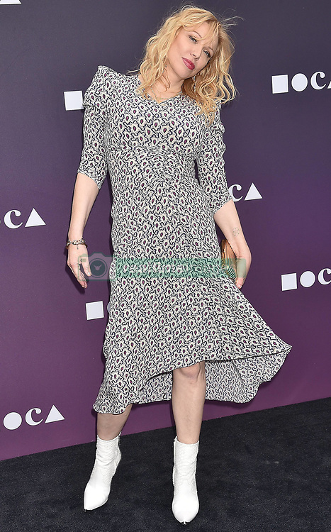 MOCA Benefit Arrivals. 18 May 2019 Pictured: Courtney Love. Photo credit: MEGA TheMegaAgency.com +1 888 505 6342