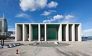 Portuguese Pavilion, Expo 1998, Lisbon. Architect, Alvaro Siza