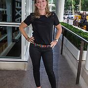 NLD/Amsterdam/20140612 - Hilton Haringparty 2014, Kim Barend