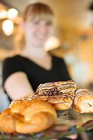La Maison Bakery. Newport, Oregon.