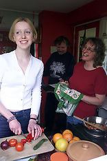 APR 9 2000 Frances O'leary with her family