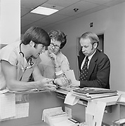 "Y-750128A-02. ""Emanuel Hospital. Burn Center. January 28, 1975"""