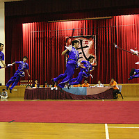 ITE College Central MacPherson, Saturday, October 27, 2012 -- The Nanyang Technological University (NTU) were crowned overall Wushu champions in the Institute of Technical Education (ITE) Invitational Traditional Wushu Championships. NTU finished with nine gold, nine silver and three bronze medals, to put an end to the three-year winning streak of Ngee Ann Polytechnic (NP). <br /> <br /> Story: http://redsports.sg/2012/11/01/ntu-win-ite-invitational-wushu-championships/