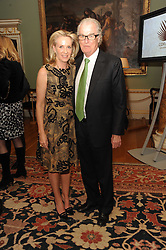 A party to promote the exclusive Puntacana Resort & Club - the Caribbean's Premier Golf & Beach Resort Destination, was held at Spencer House, London on 13th May 2010.<br /> <br /> Picture shows:- LORD & LADY BELL