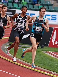 USATF Grand Prix track and field meet<br /> April 24, 2021 Eugene, Oregon, USA<br /> asics,
