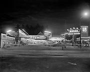 8609-61.  Regal Gas, S. E. 39th & Powell, Portland, Oregon 1956