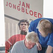 NLD/Amsterdam/20190330 - Boekpresentatie Oud keeper Jan Jongbloed,