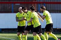 Ash Palmer. Aldershot Town FC 1-2 Stockport County FC. Vanarama National League. The EBB Stadium. 2.4.21