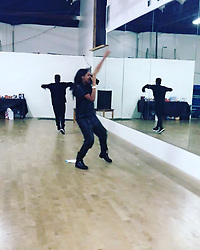 """Ciara releases a photo on Instagram with the following caption: """"Classic Times At My Sis Missy's Rehearsals \ud83d\ude02. \ud83c\udfa5 By @MissyMisDemeanorElliott"""". Photo Credit: Instagram *** No USA Distribution *** For Editorial Use Only *** Not to be Published in Books or Photo Books ***  Please note: Fees charged by the agency are for the agency's services only, and do not, nor are they intended to, convey to the user any ownership of Copyright or License in the material. The agency does not claim any ownership including but not limited to Copyright or License in the attached material. By publishing this material you expressly agree to indemnify and to hold the agency and its directors, shareholders and employees harmless from any loss, claims, damages, demands, expenses (including legal fees), or any causes of action or allegation against the agency arising out of or connected in any way with publication of the material."""